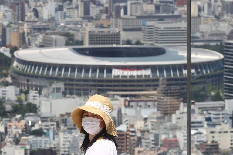 Sob rejeição, Tóquio quer mostrar em cerimônia que Olimpíada inspira batalha contra Covid