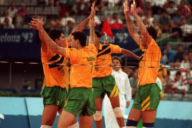 Olimpílulas voleibolísticas históricas