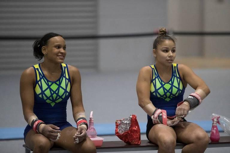 Com grandes nomes, Brasil tem algumas dúvidas na ginástica artística em Tóquio