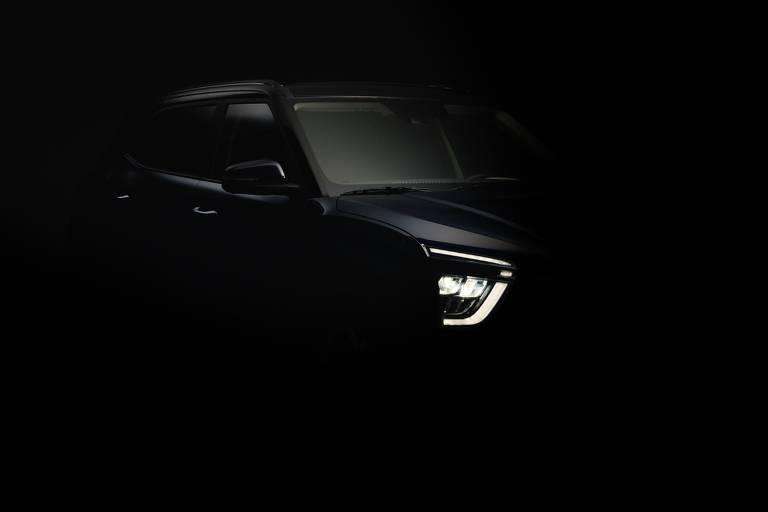 Teaser do Hyundai Creta 2022