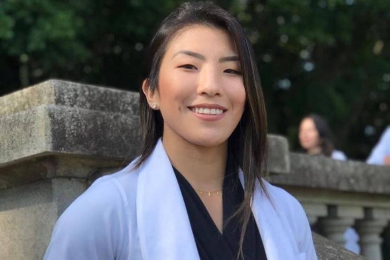 Gabriela Chibana não precisa mais entrar escondida na Vila e busca ouro em Tóquio