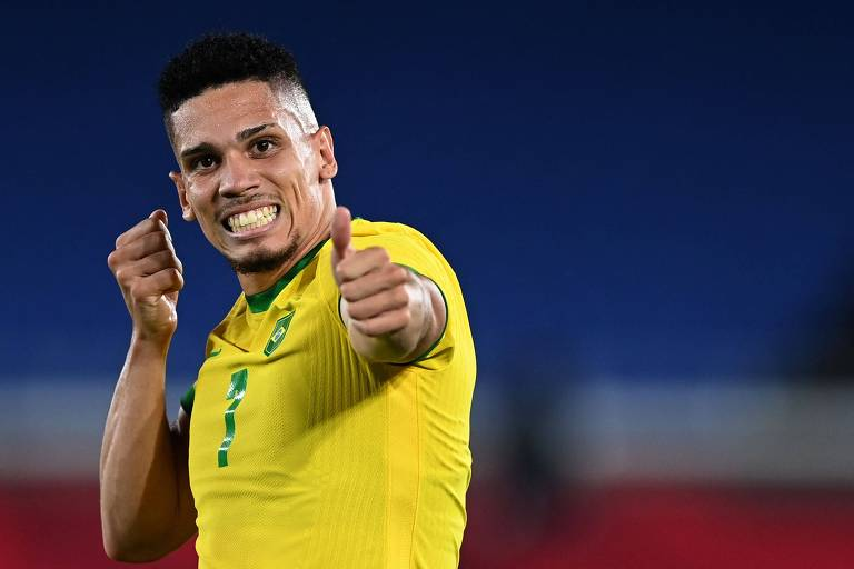 Brasil bate Alemanha na estreia nos Jogos de Tóquio