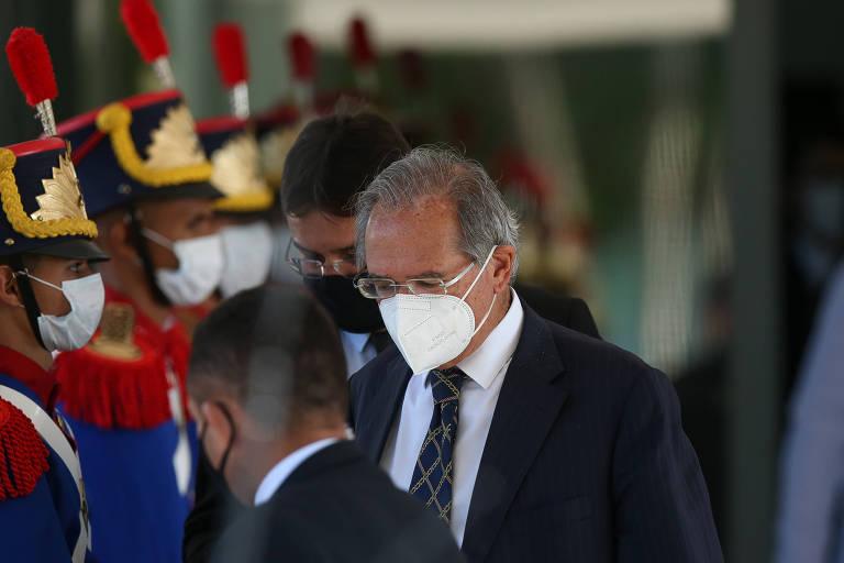 Guedes minimiza perda de R$ 30 bi com reforma tributária: 'a hora de errar é agora'