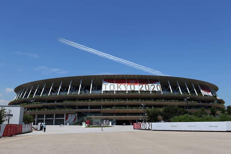 Brasil terá apenas 4 representantes na cerimônia de abertura das Olimpíadas