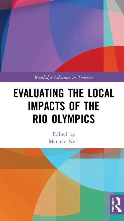 Capa do livro Evaluating the Local Impacts of the Rio Olympics