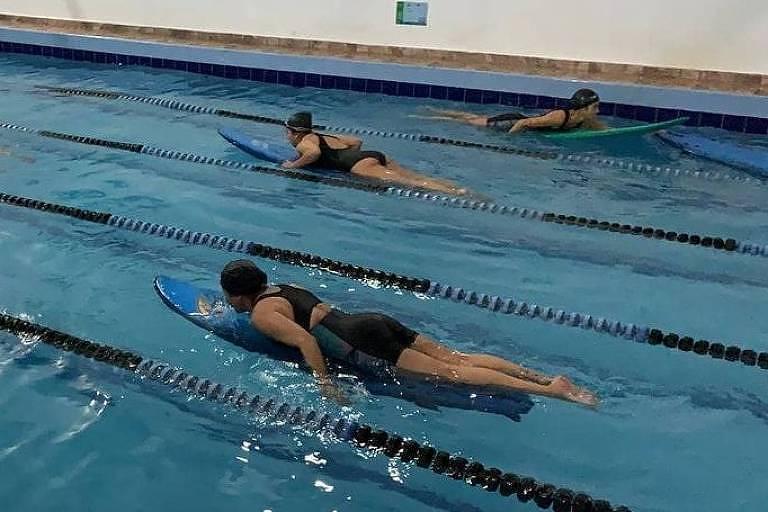 Surfe na piscina e boxe online são opções de esportes olímpicos em SP; saiba onde praticar