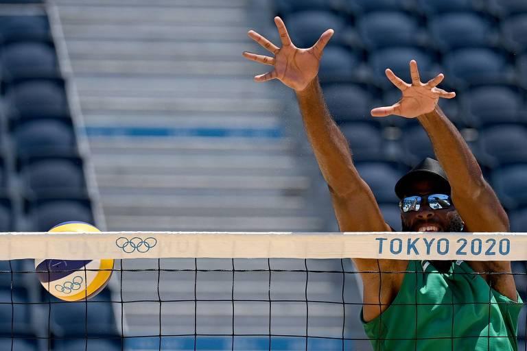 Atletas treinam um dia antes de cerimônia de abertura das Olimpíadas