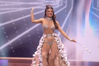 69th Miss Universe Competition® - National Costume Show
