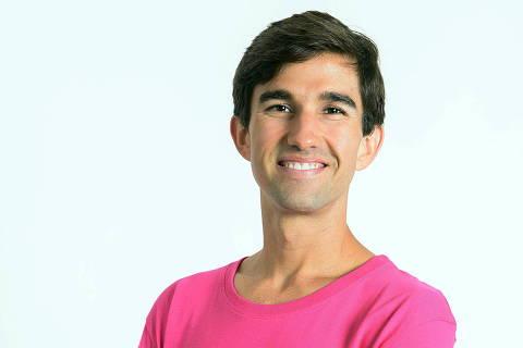 Gustavo Vaz, sócio da startup do mercado imobiliário Emcasa. Credito  Divulgação