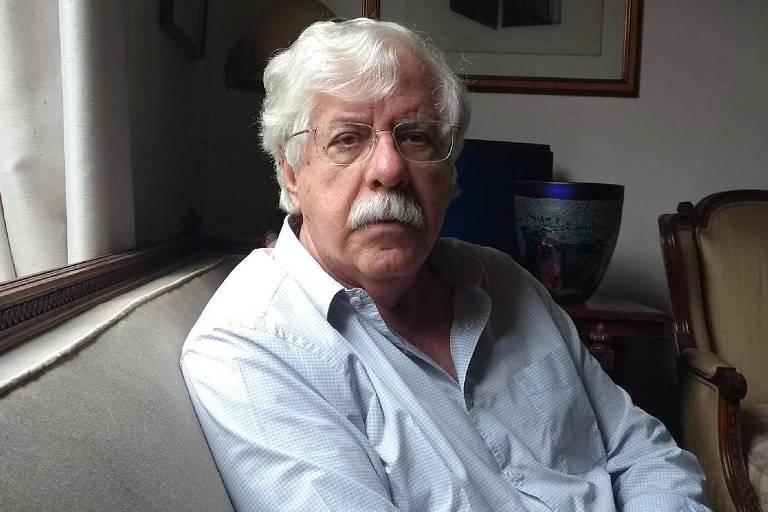 O filósofo Roberto Romano, professor aposentado de ética e filosofia da Unicamp