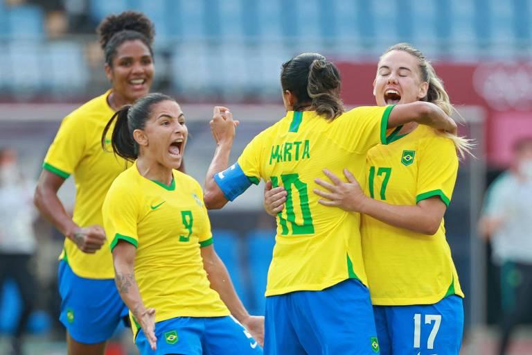 Por que mulheres ainda são minoria na delegação brasileira nas Olimpíadas?