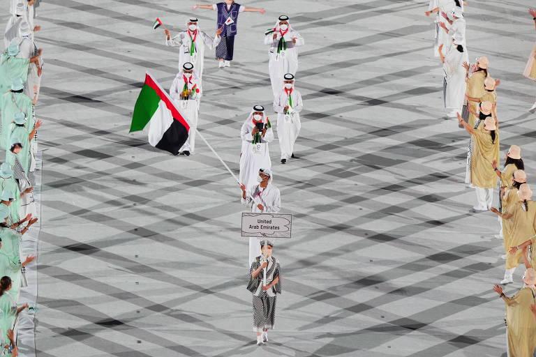 Cerimônia de Abertura Tóquio 2020