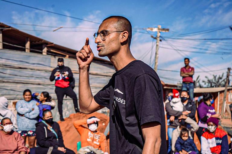 Marcola e Beira-Mar são talentos que perdemos, diz ex-favelado