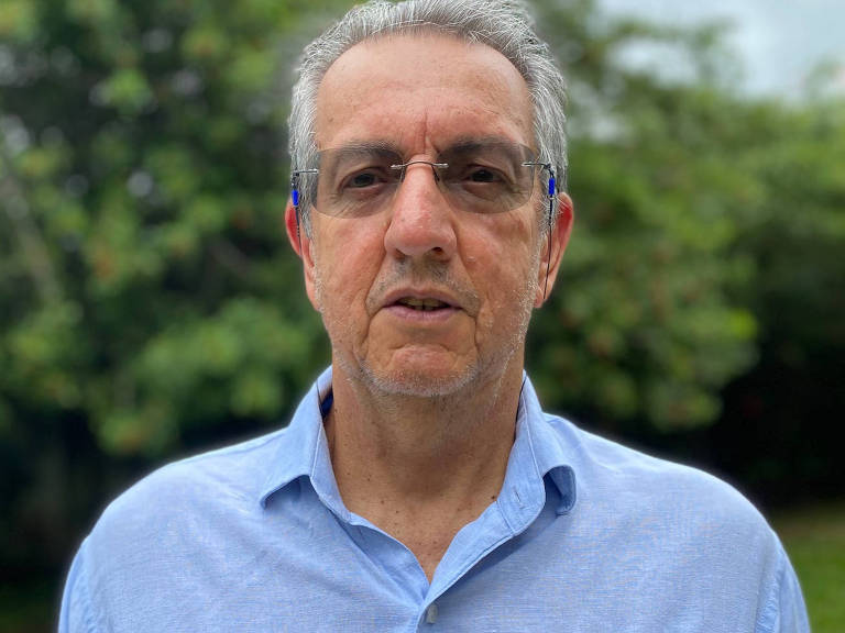 Retrato de Antonio Sérgio Guimarães