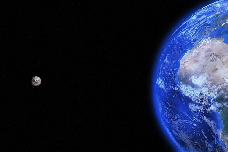 Voltaire de Souza: O céu é sem fronteiras