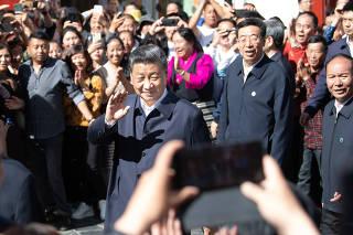 CHINA-TIBET-XI JINPING-INSPECTION (CN)