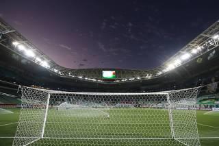 Copa Libertadores - Round of 16 - Second leg -  Palmeiras v Universidad Catolica