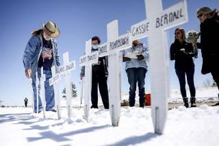 Columbine High School Marks 22nd Anniversary Of Mass Shooting
