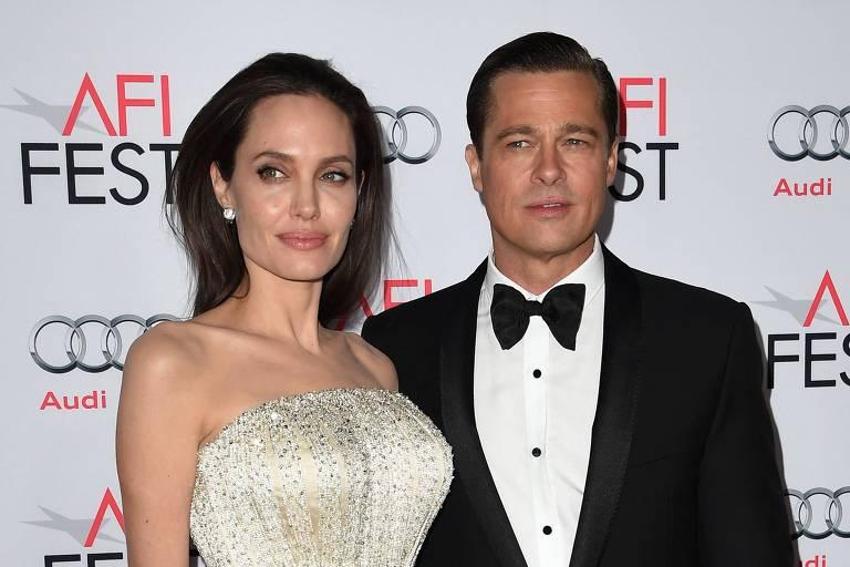 Angelina Jolie consegue uma vitória na batalha legal com seu ex, Brad Pitt