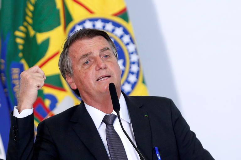 """""""Eu nasci de lá"""", disse Bolsonaro ao justificar o convite para o senador Ciro Nogueira (PP-PI), um dos líderes do centrão, integrar o governo como ministro da Casa Civil"""