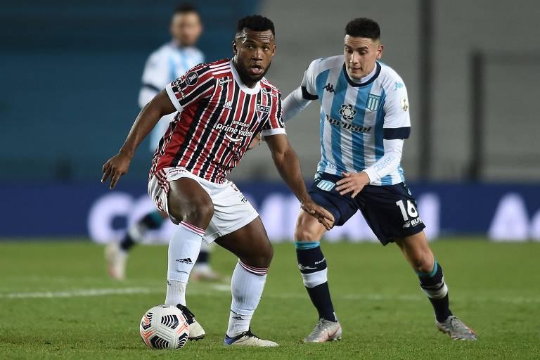 São Paulo luta para se reabilitar no Brasileiro antes de clássico contra o Palmeiras