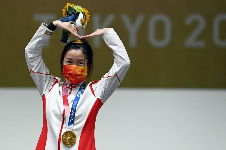 Veja o resumo do primeiro dia oficial das Olimpíadas