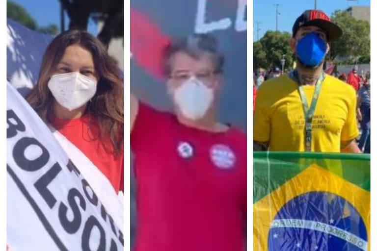 Famosos pedem impeachment de Bolsonaro