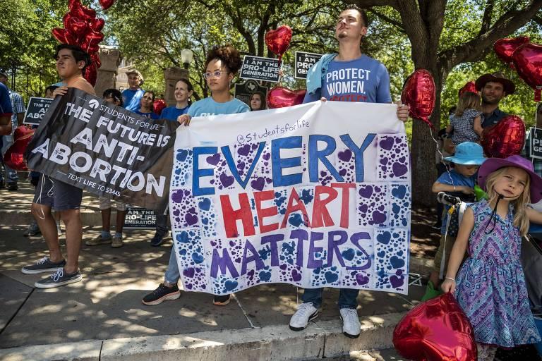 Lei nos EUA incentiva processo judicial contra clínicas de aborto