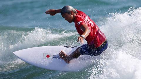 Japonês que venceu Medina nas Olimpíadas é fluente em português e fã de açaí