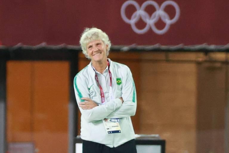 Mundo Olímpico: O dedo da treinadora faz a diferença