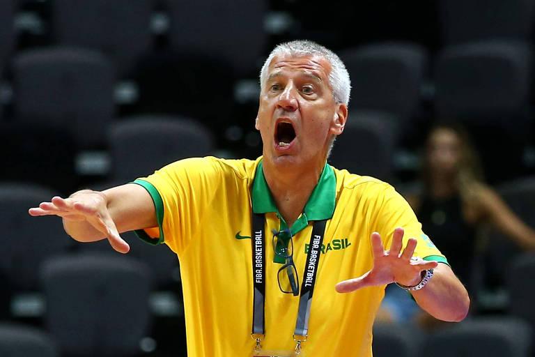 Petrovic deixa seleção de basquete após fracasso em Pré-Olímpico