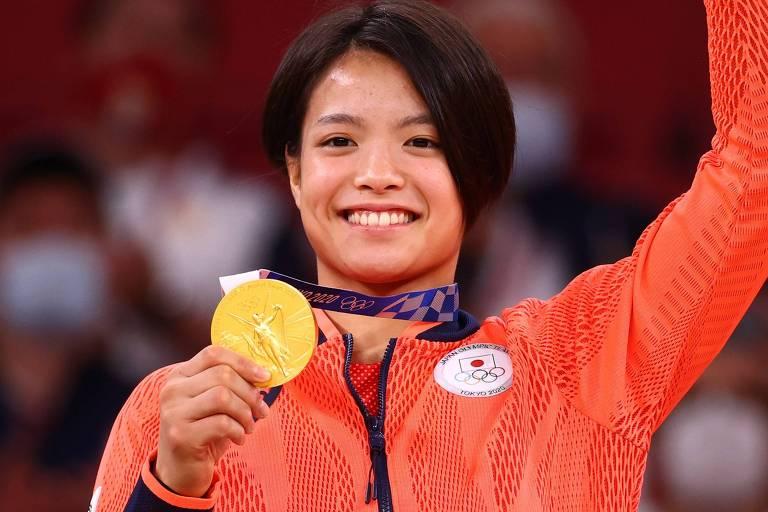 Irmãos judocas levam o ouro nas Olimpíadas para deixar família e Japão orgulhosos