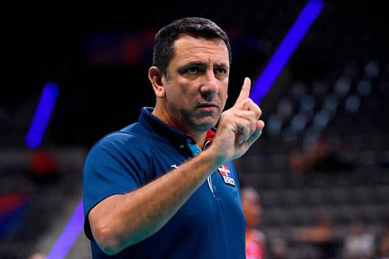 Marcos Kwiek, de auxiliar da seleção brasileira a técnico da República Dominicana