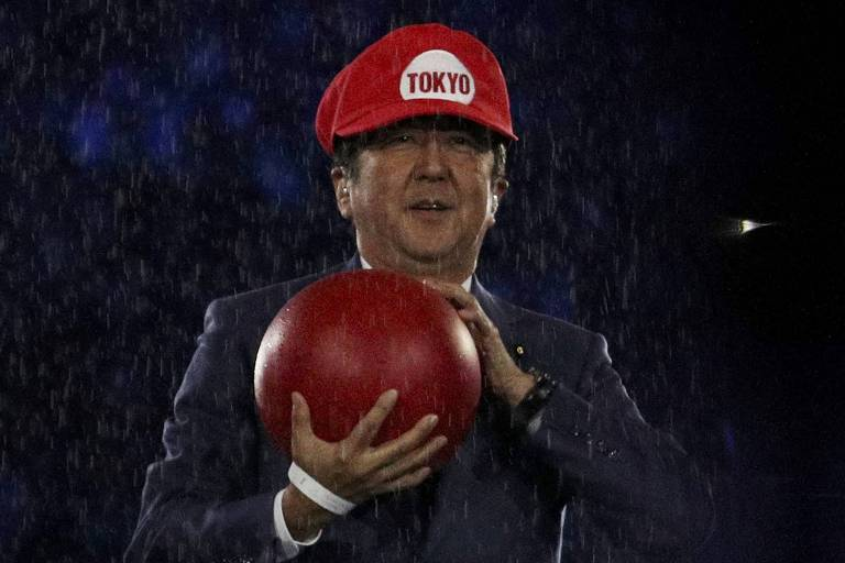 O sonho de Shinzo Abe