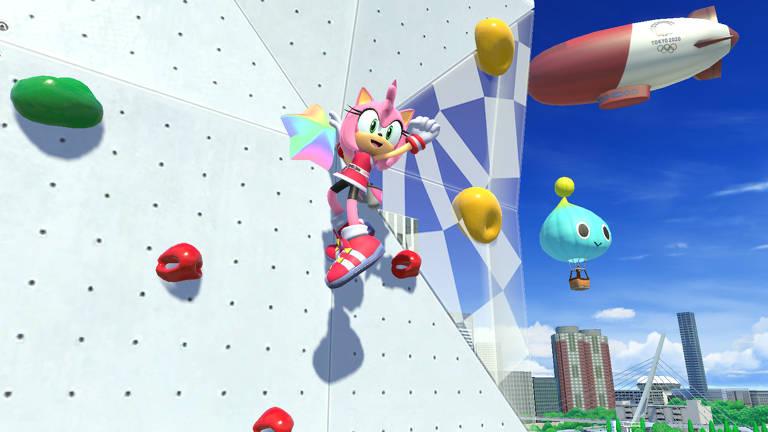 Mario e Sonic se juntam em jogo oficial de Tóquio-2020