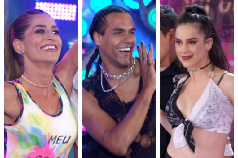 Super Dança: Maria Joana, Marcello e Sophia vão à próxima fase