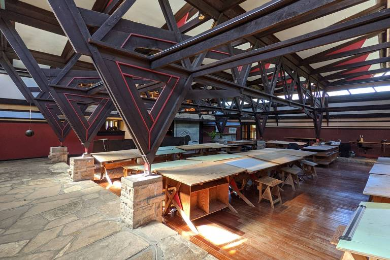 De ninho de amor a palco de tragédia, casa de Frank Lloyd Wright mudou a arquitetura