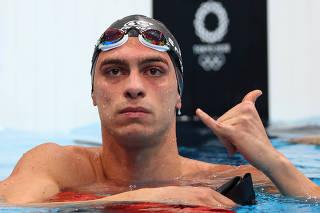 Swimming - Men's 200m Freestyle - Heats