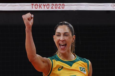 Aos 40, Carol Gattaz vai às Olimpíadas após 'nãos' em Atenas, Pequim, Londres e Rio