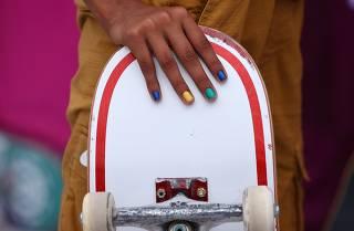 Skateboarding - Women's Street - Final