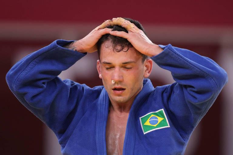 Com 'tamo junto', judoca de bronze divide vitórias e derrotas com a mãe