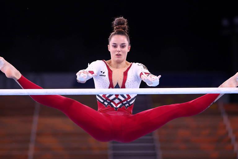 Ginastas alemãs ousaram romper tradição e devem mudar cenário para as mulheres no esporte