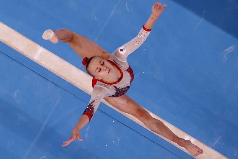 Adiamento das Olimpíadas faz nova geração da ginástica artística brilhar