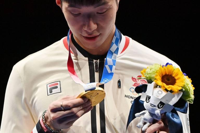 Comemorações por medalhas em Tóquio