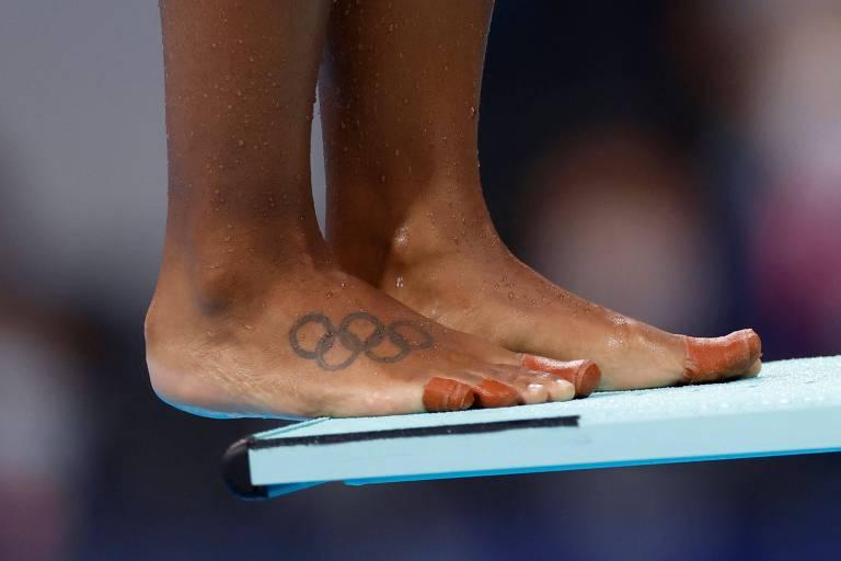 Olimpíadas na pele