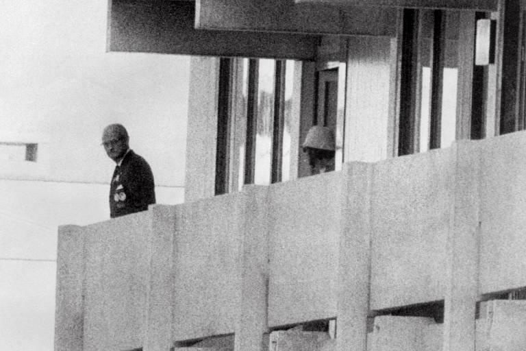 Atentado terrorista mancha as Olimpíadas de Munique-1972