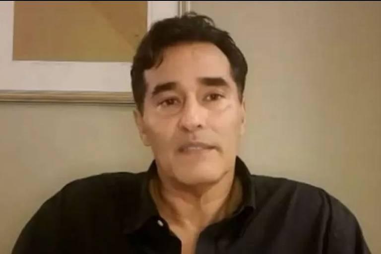 Luciano Szafir em entrevista ao Fantástico