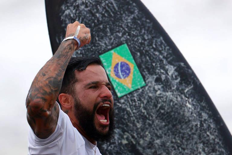 'Em choque', Italo se diz assustado com reação dos brasileiros após ouro olímpico