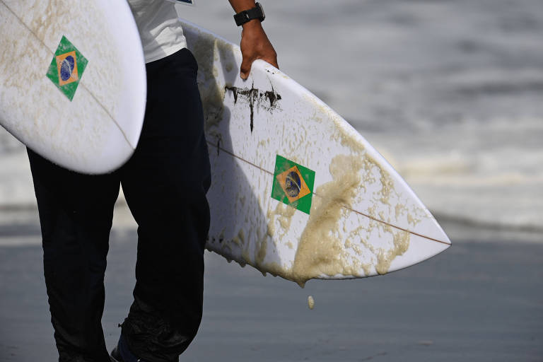 A panelinha do surfe