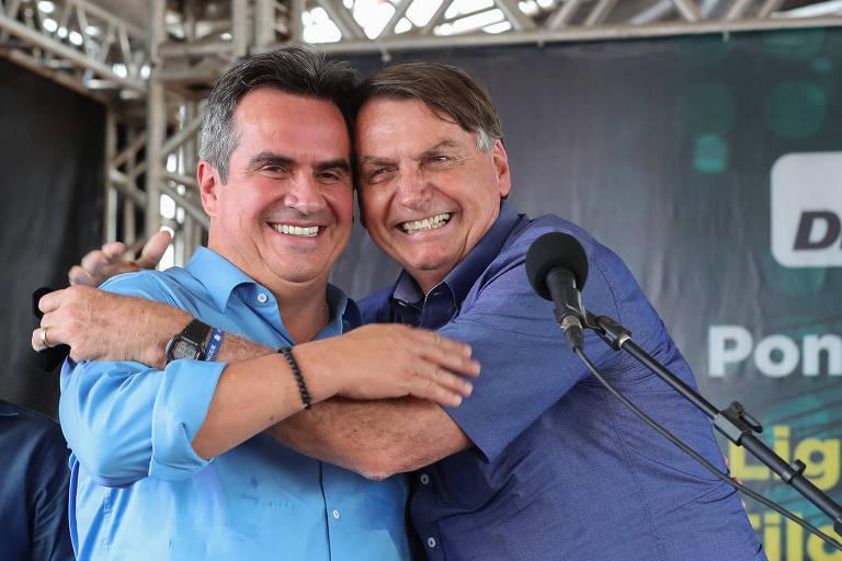 Bolsonaro e o centrão
